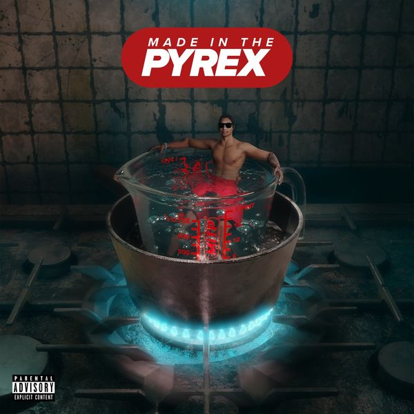 Cover Digga D - Made In The Pyrex (Bonus Track) (Explicit)