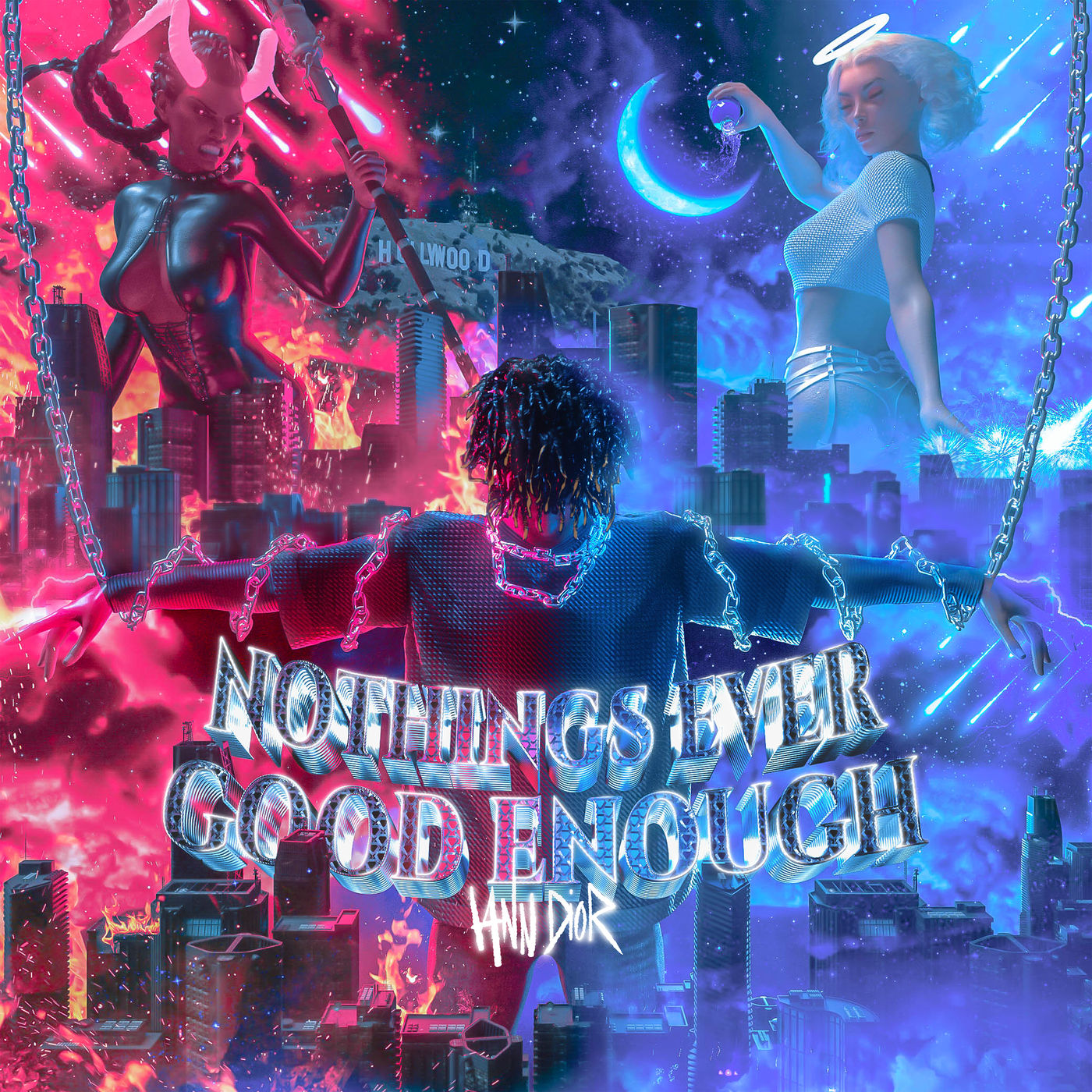 Cover iann dior - nothings ever good enough (Explicit)