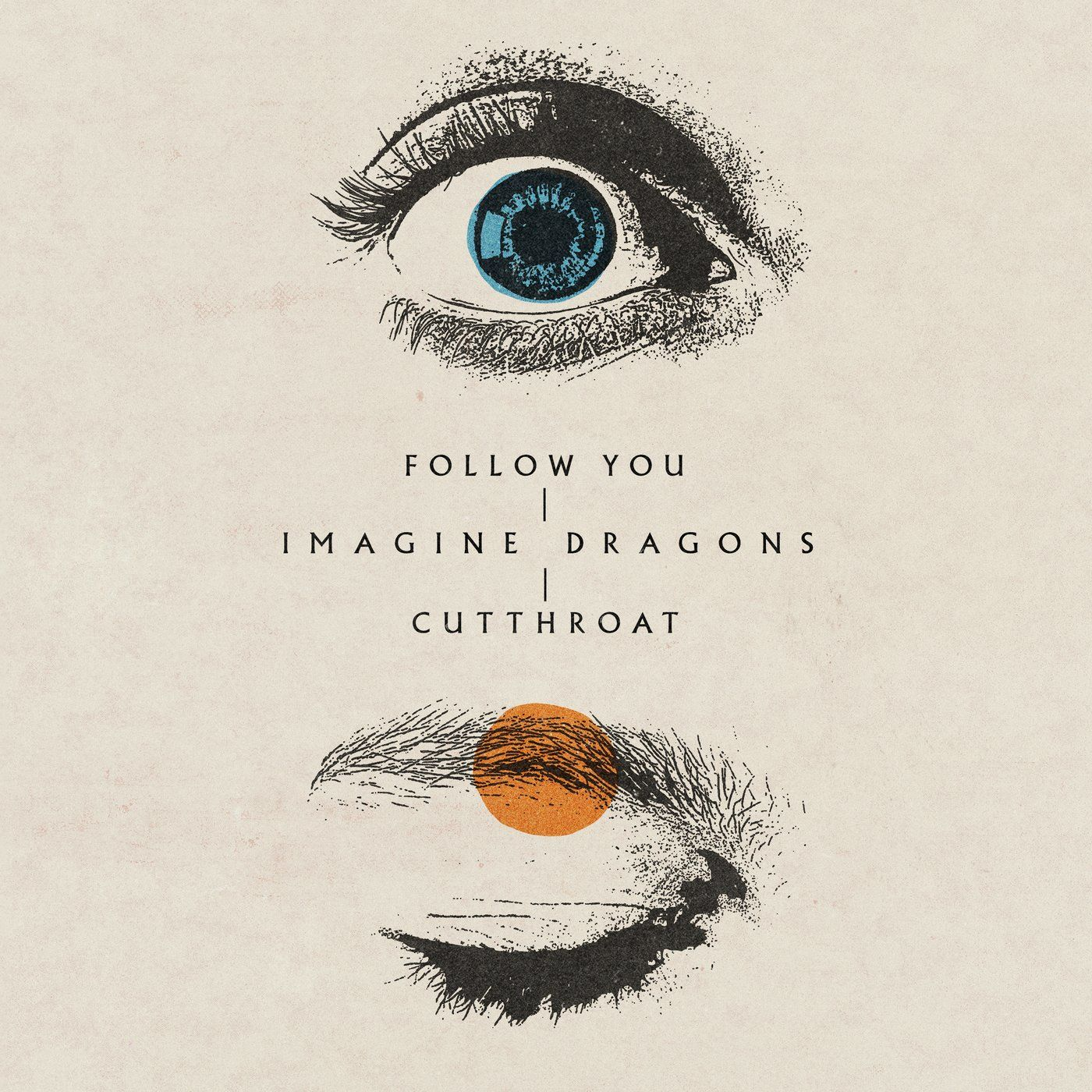 Cover Imagine Dragons - Follow You _ Cutthroat
