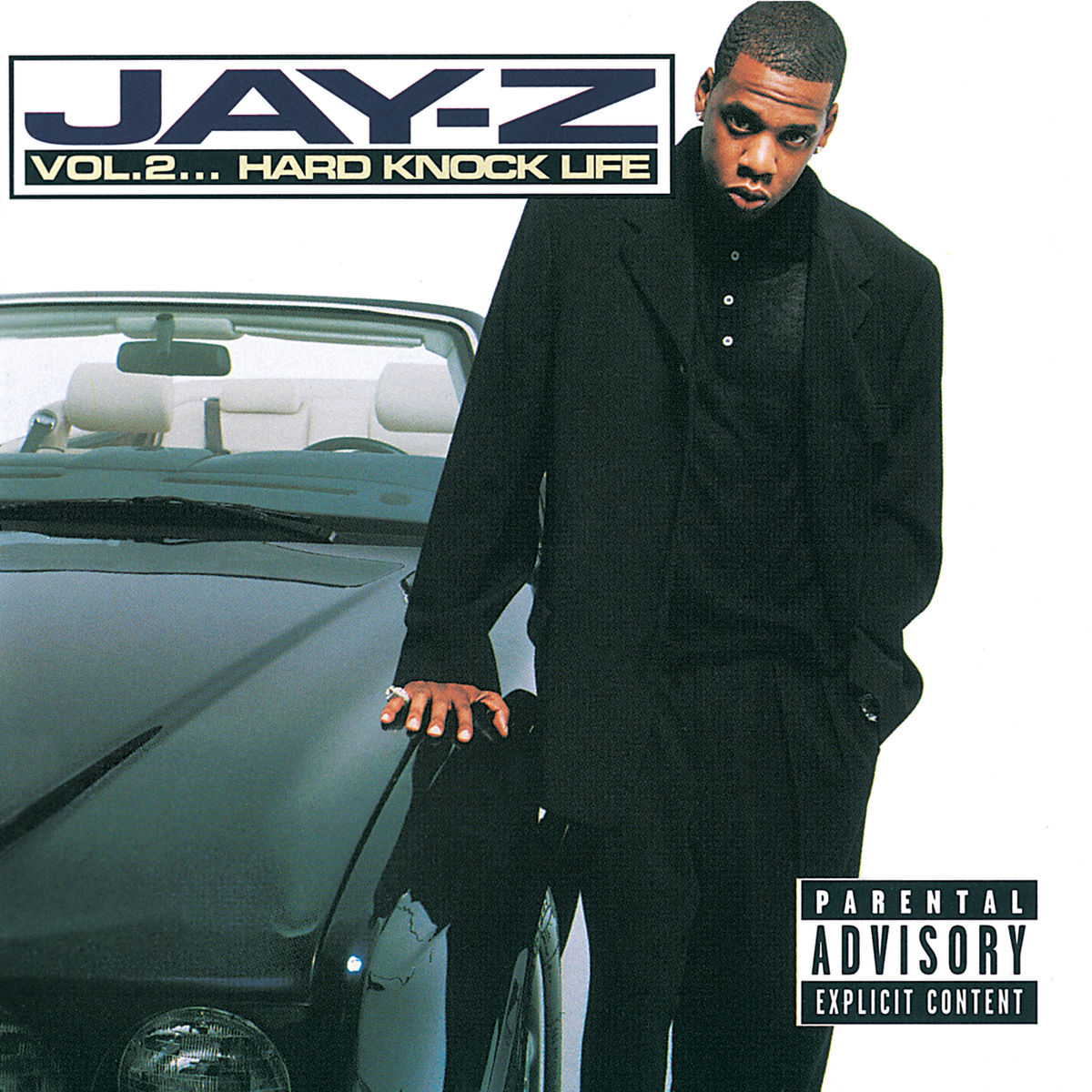 Cover JAY-Z - Vol.2 ... Hard Knock Life (Explicit) (Re-upload)