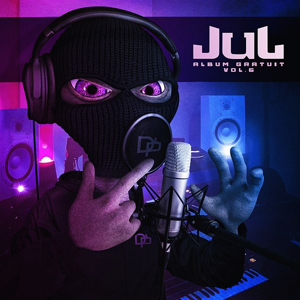 Cover Jul - Album gratuit vol. 6 (Explicit) album