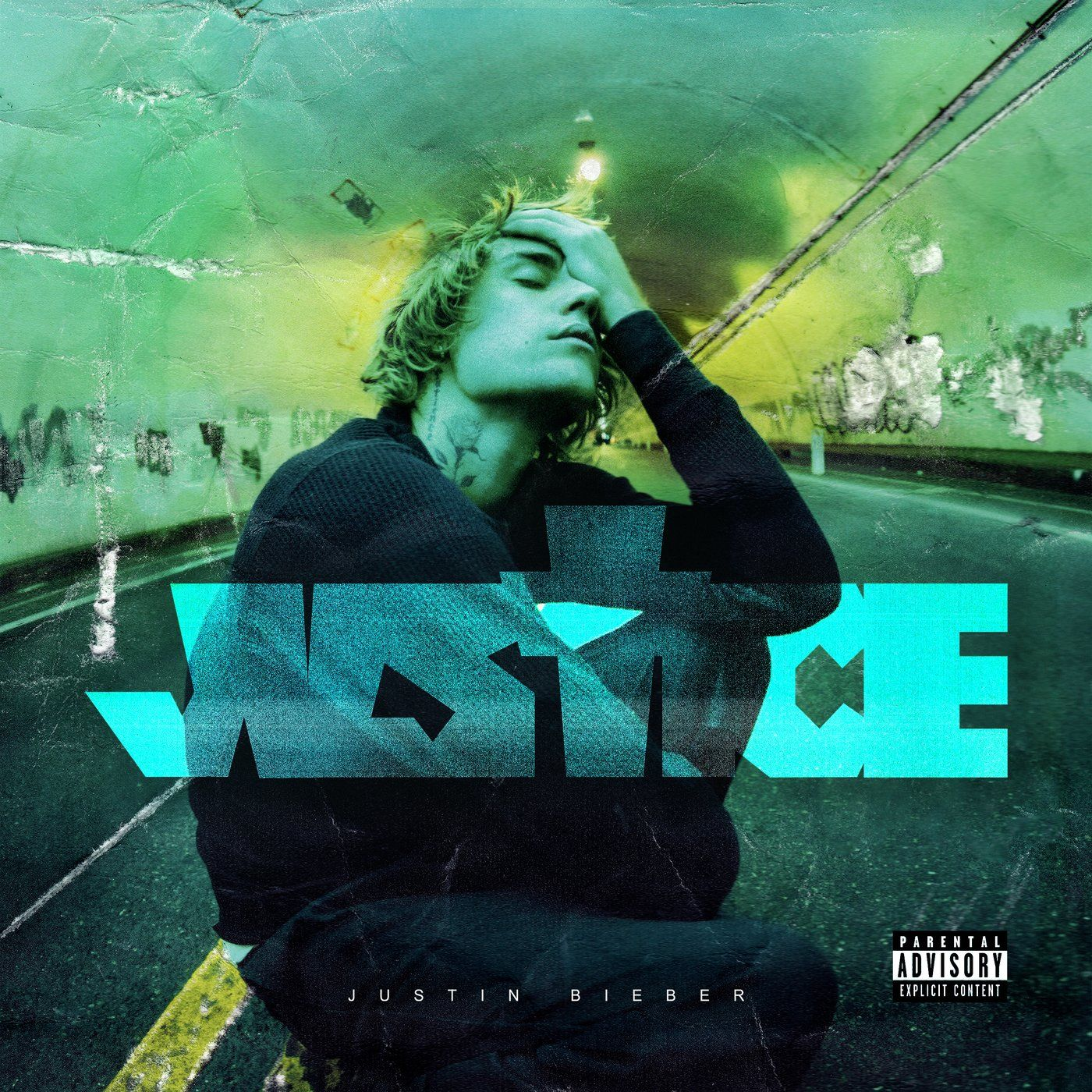 Cover album Justice (Explicit)
