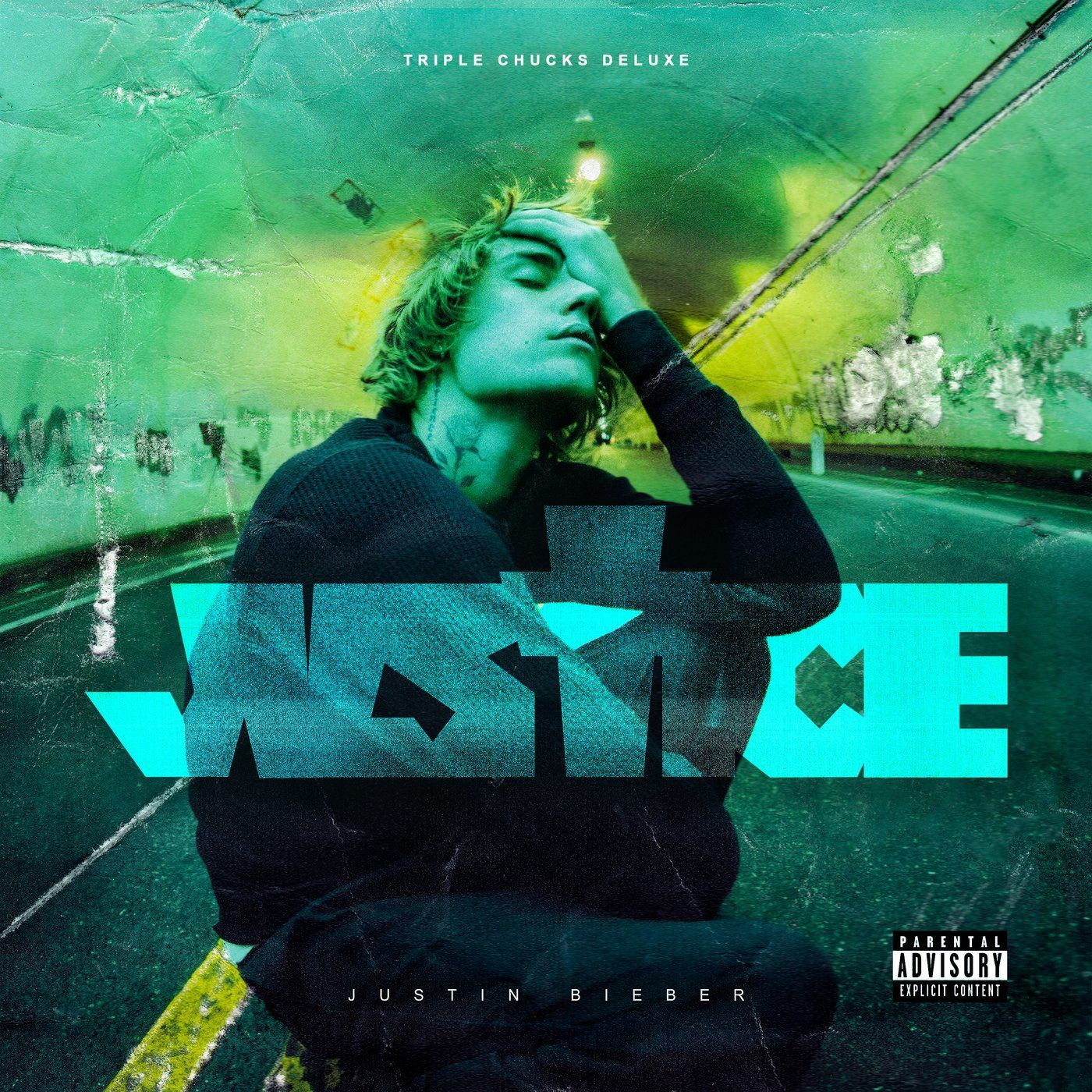 Cover album Justice (Triple Chucks Deluxe) (Explicit)