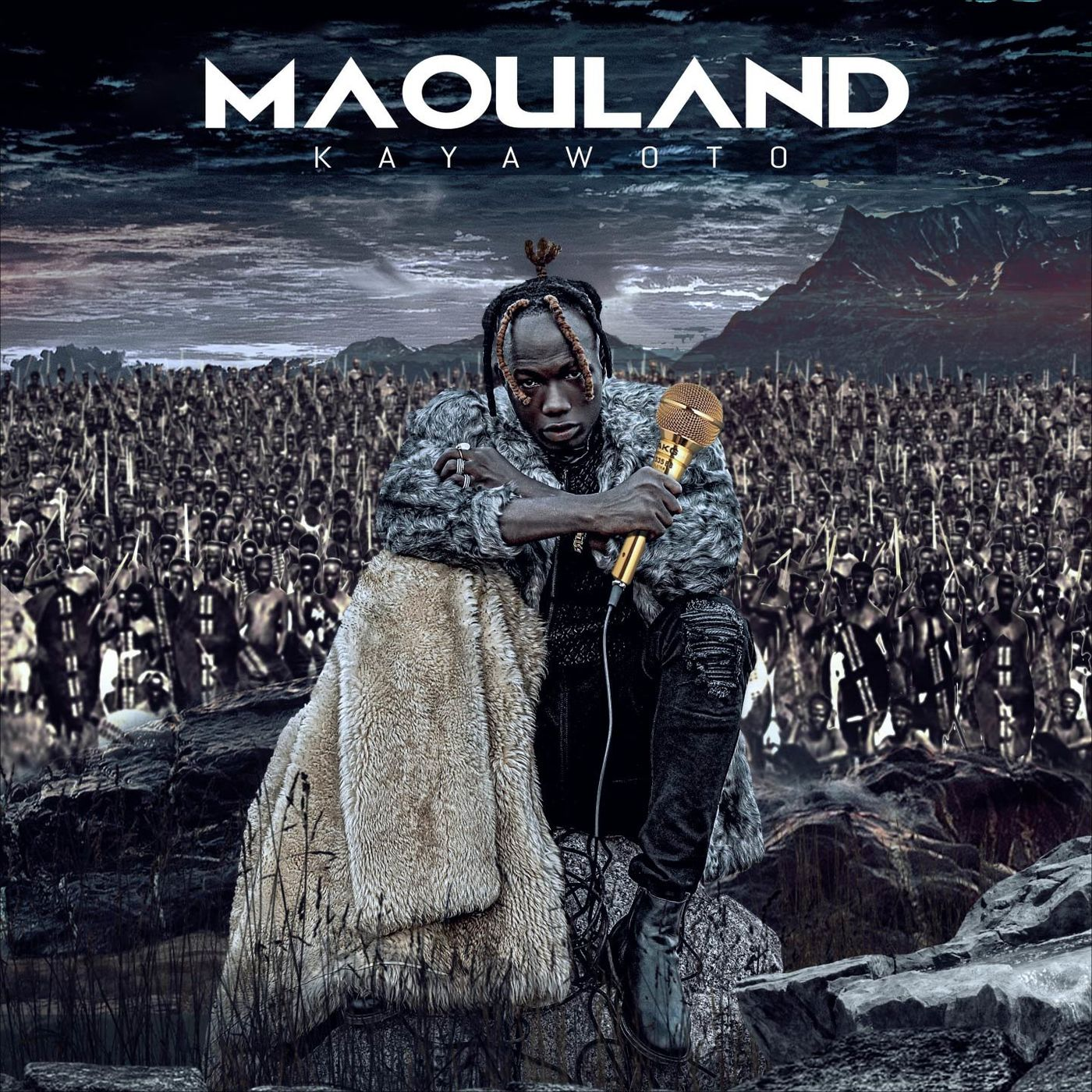 Cover album MAOULAND