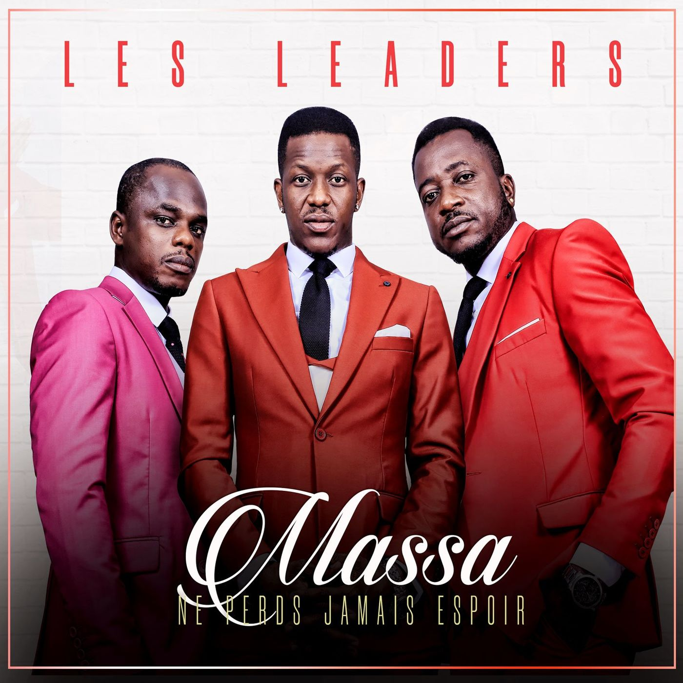 Cover Les leaders= - Massa (Re-upload)