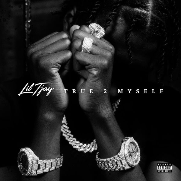Cover Lil Tjay - True 2 Myself (Explicit) album
