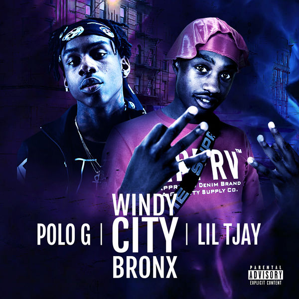 Cover Lil Tjay - Windy City Bronx (Explicit) album gratuitement