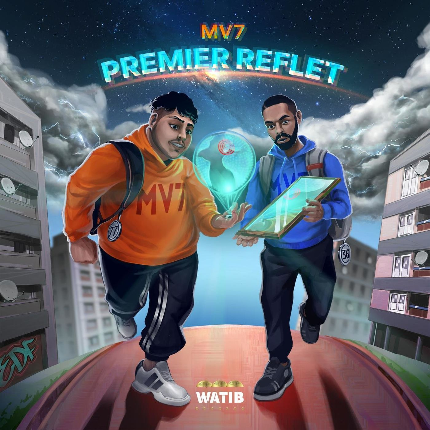 Cover MV7 - Premier reflet (Explicit)