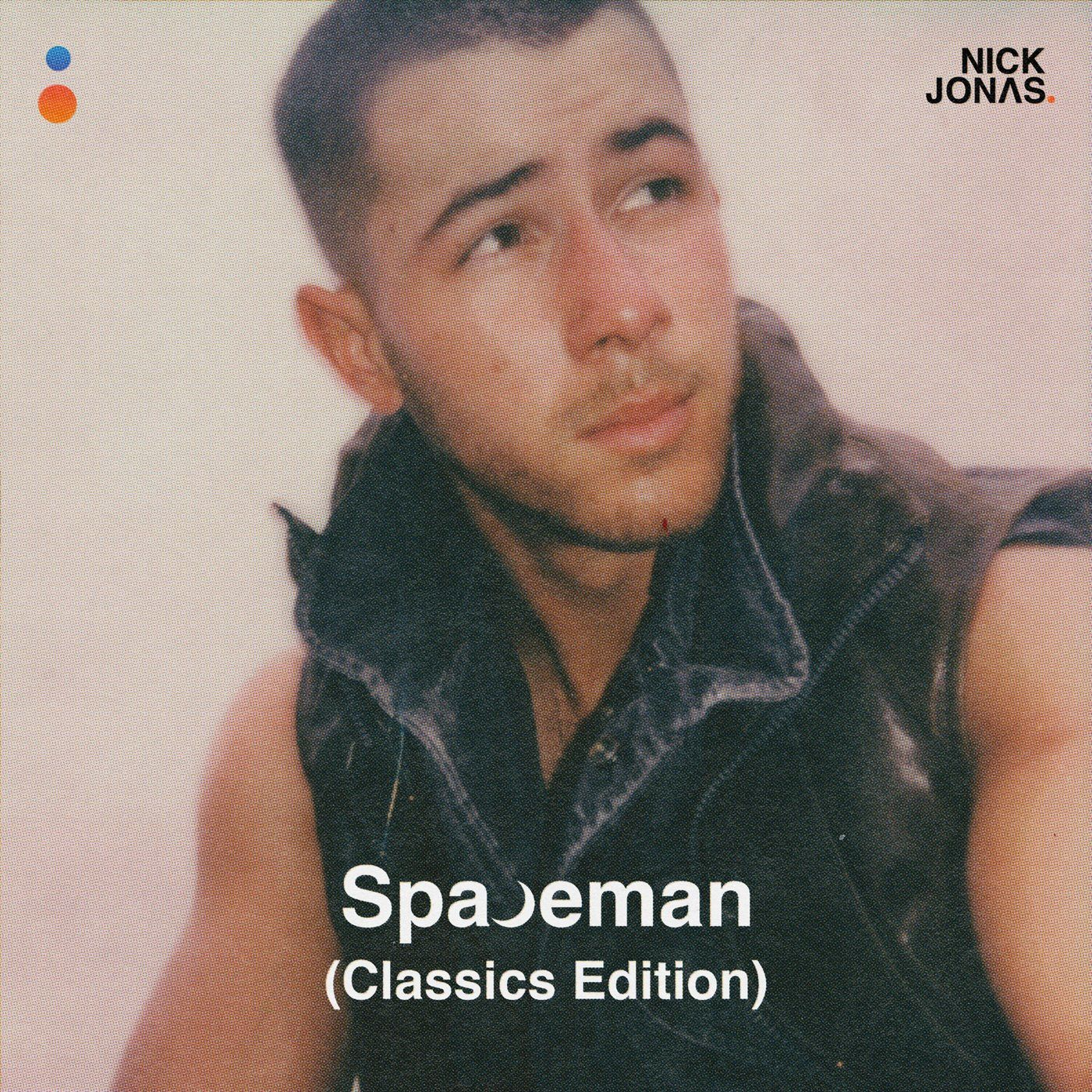 Cover Nick Jonas - Spaceman (Classics Edition)