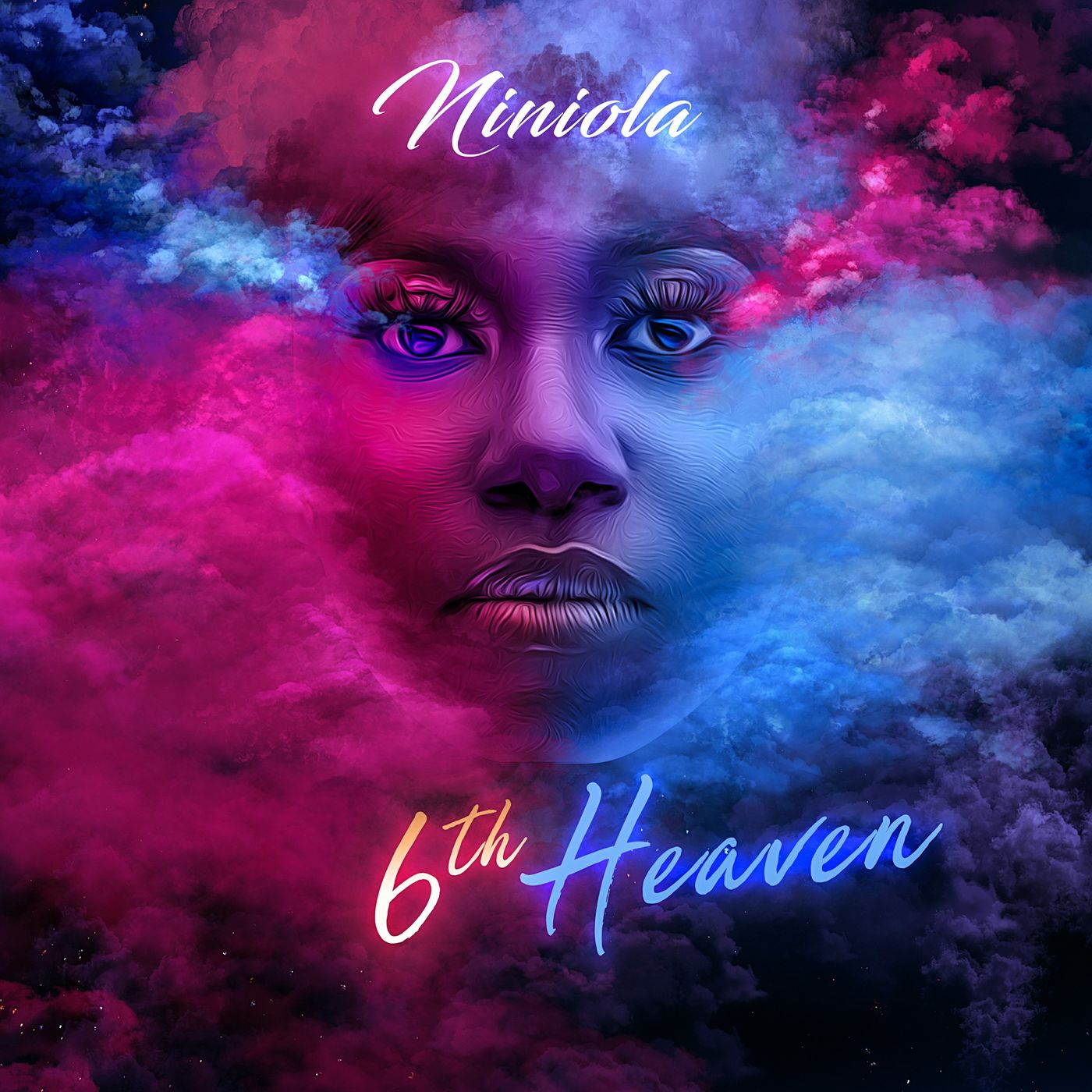 Cover Niniola - 6th Heaven album