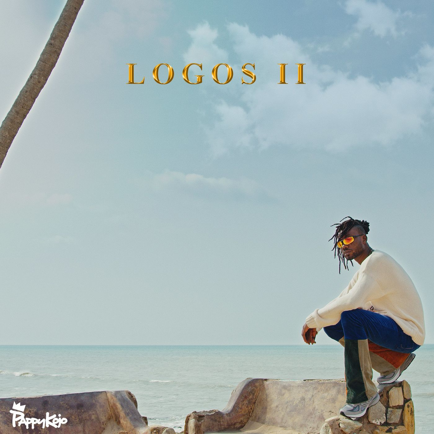 Cover Pappy Kojo - Logos II album