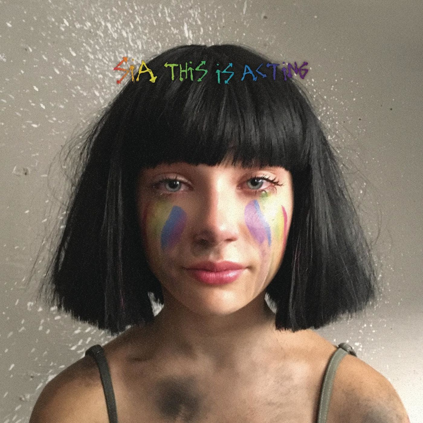 Cover Sia - This Is Acting (Deluxe Version)