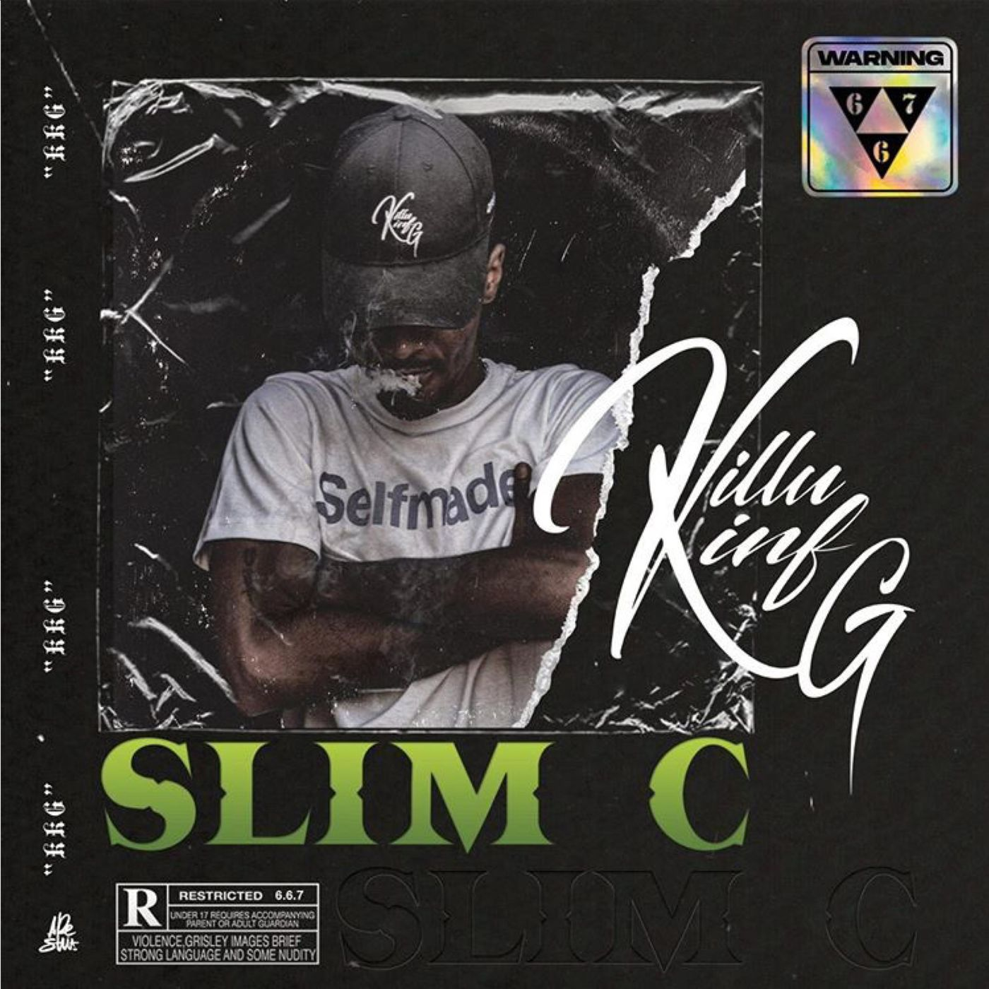 Cover Slim C - Killu Kinf G (Explicit)