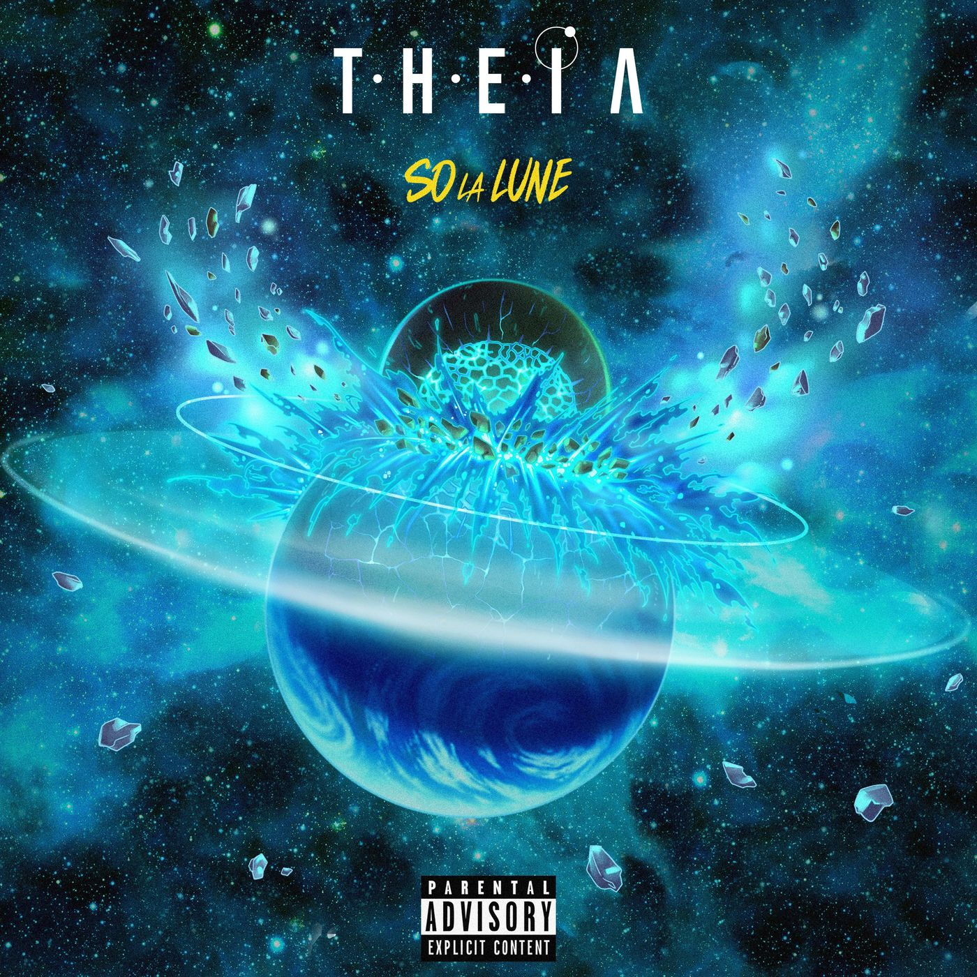 Cover So La Lune - Théia (Explicit) album