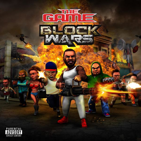 Cover The Game - Block Wars (Explicit)