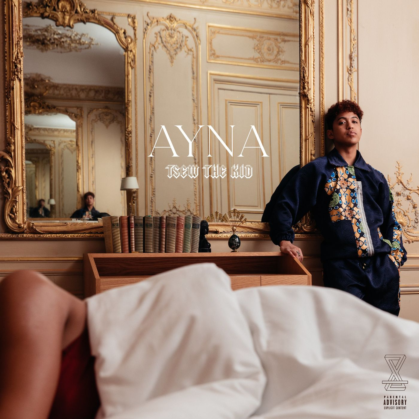 Cover album AYNA (Explicit)