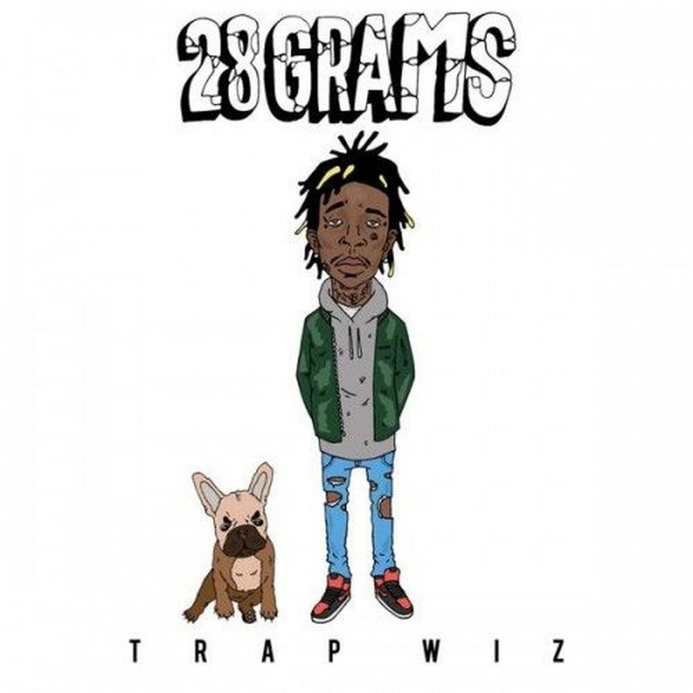 Cover Wiz Khalifa - 28 Grams (Trap Wiz)