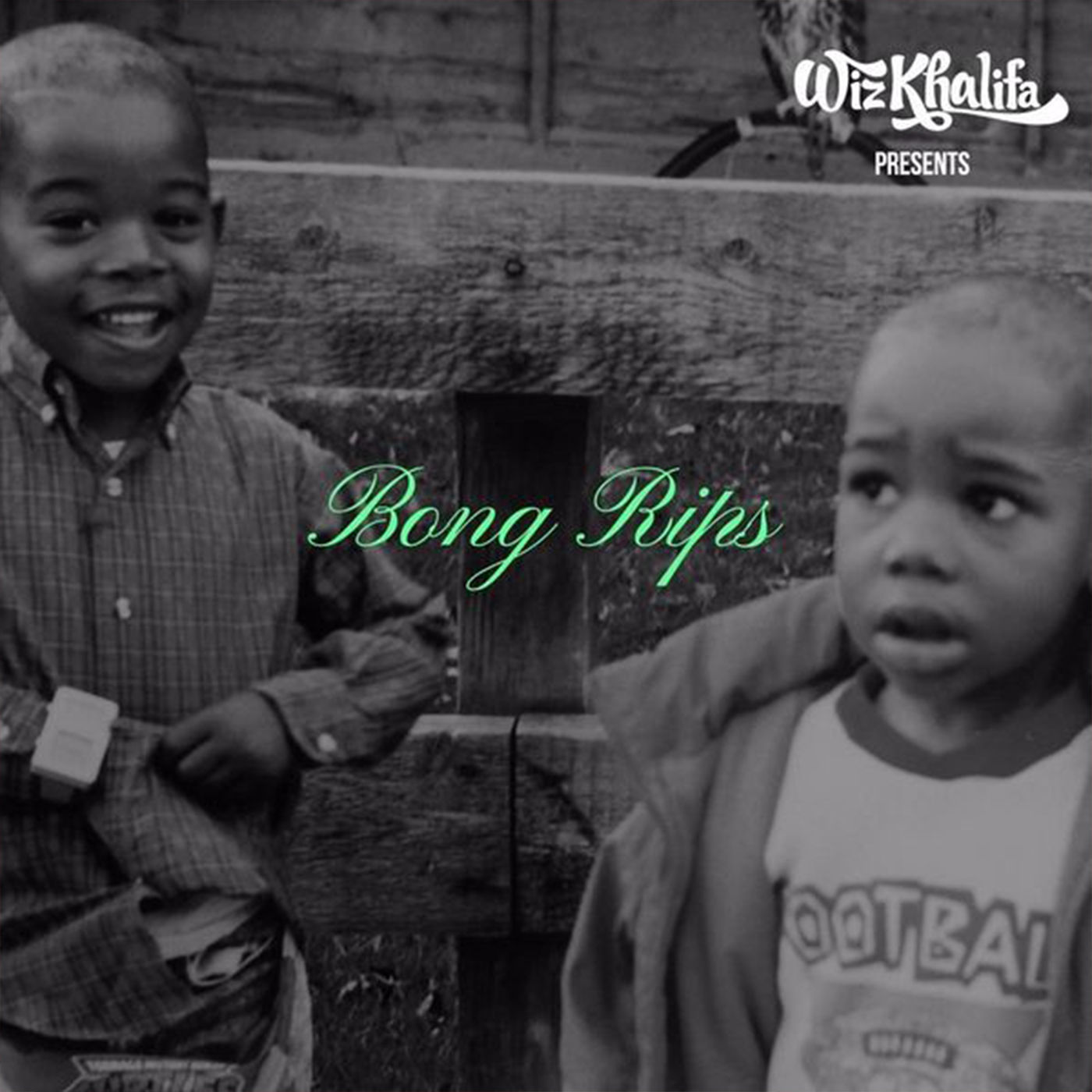 Cover Wiz Khalifa - Bong Rips EP (Explicit)