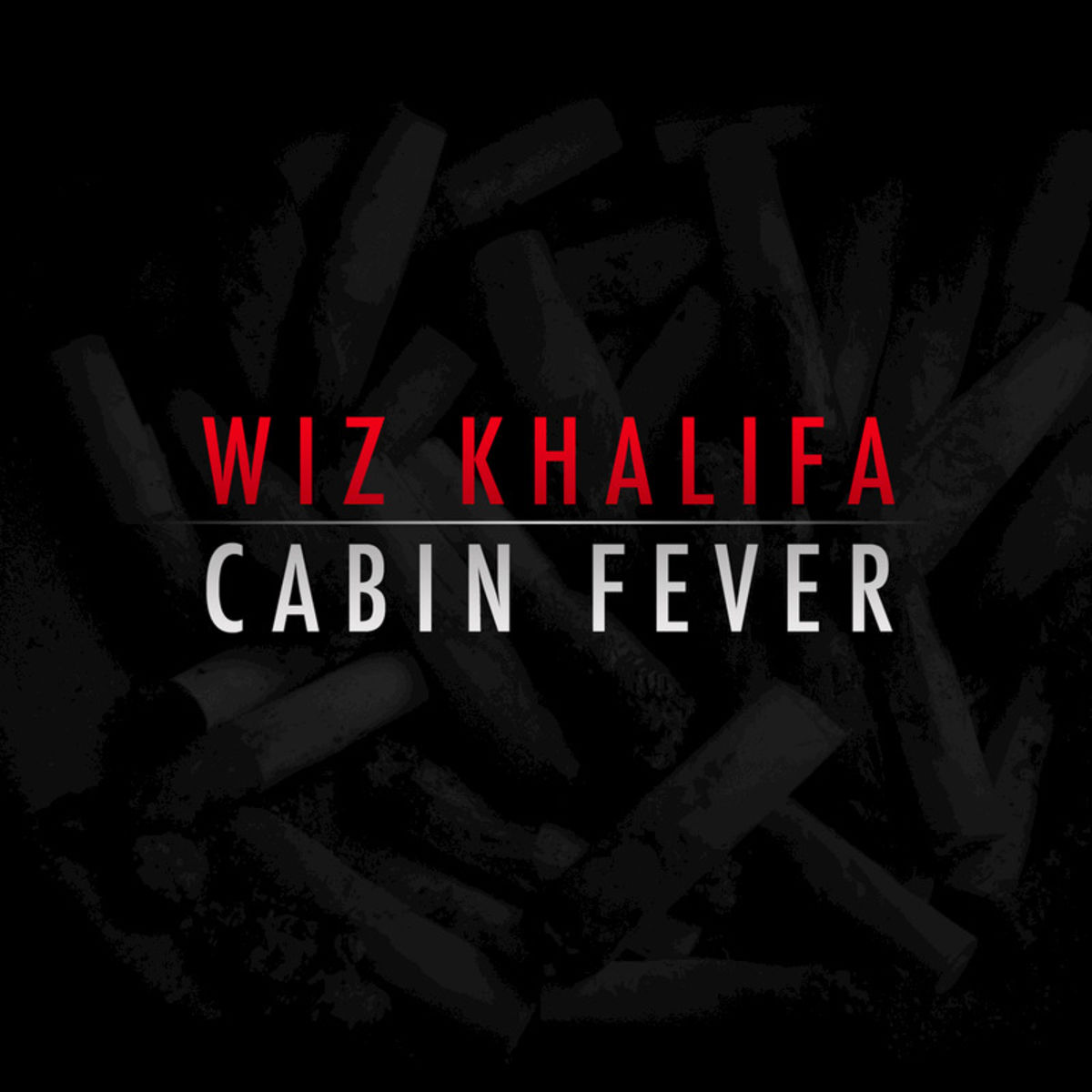 Cover Wiz Khalifa - Cabin Fever 1 (Explicit)