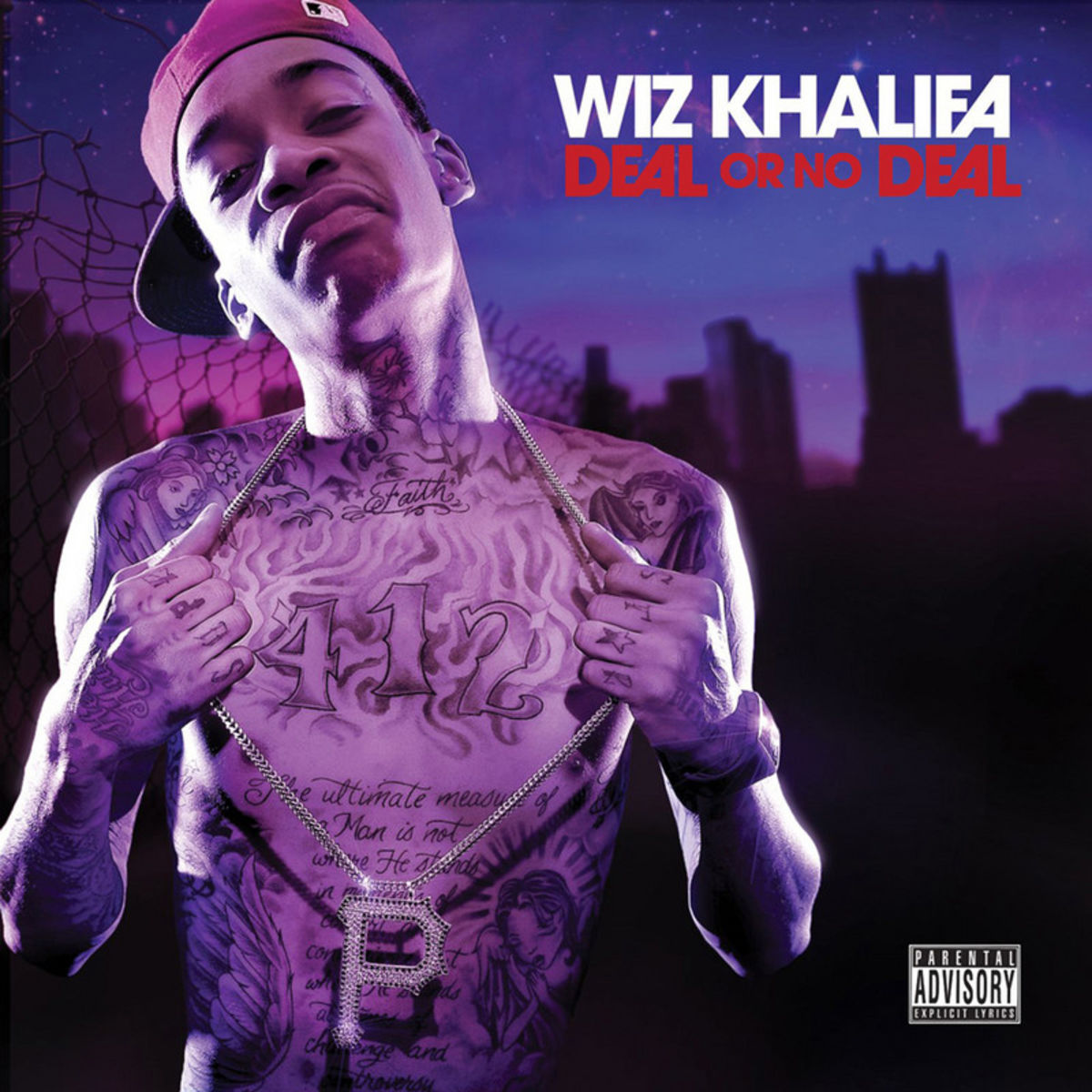 Cover Wiz Khalifa - Deal Or No Deal (Explicit)