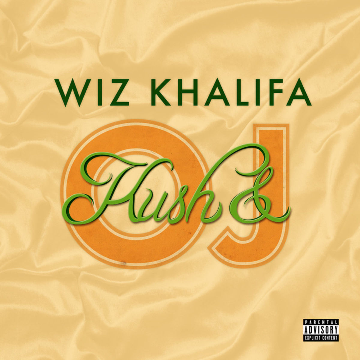 Cover Wiz Khalifa - Kush and Orange Juice (Explicit)