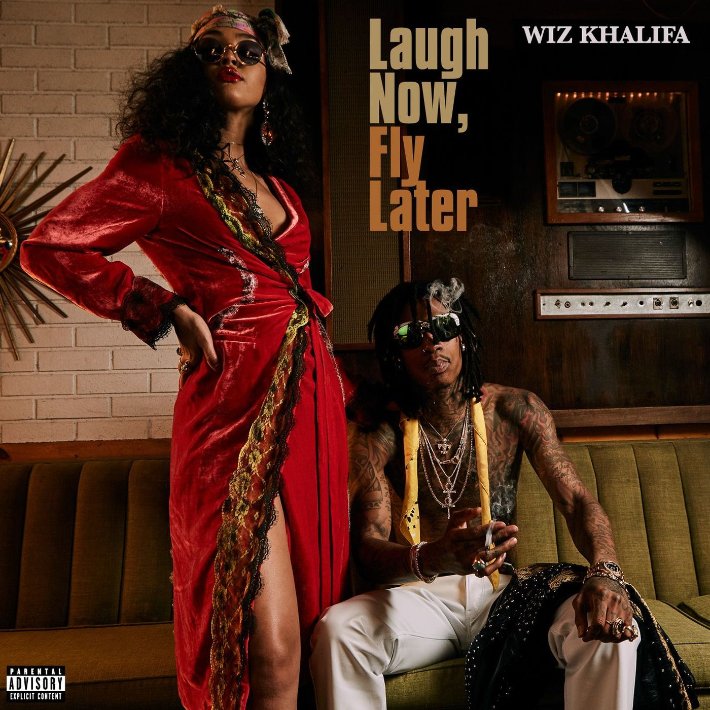 Cover Wiz Khalifa - Laugh Now Fly Later (Explicit)