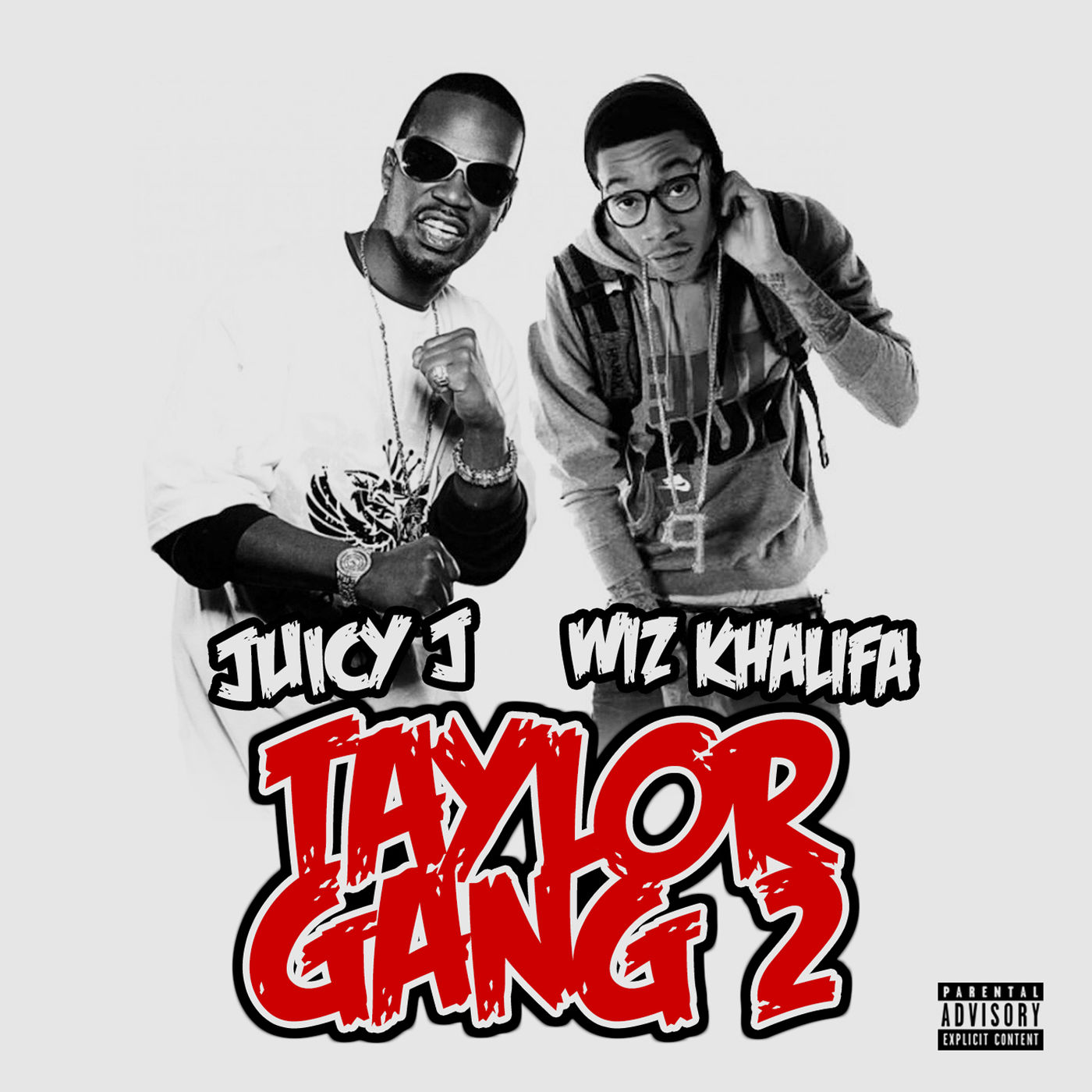 Cover Wiz Khalifa - Taylor Gang 2 (Explicit)