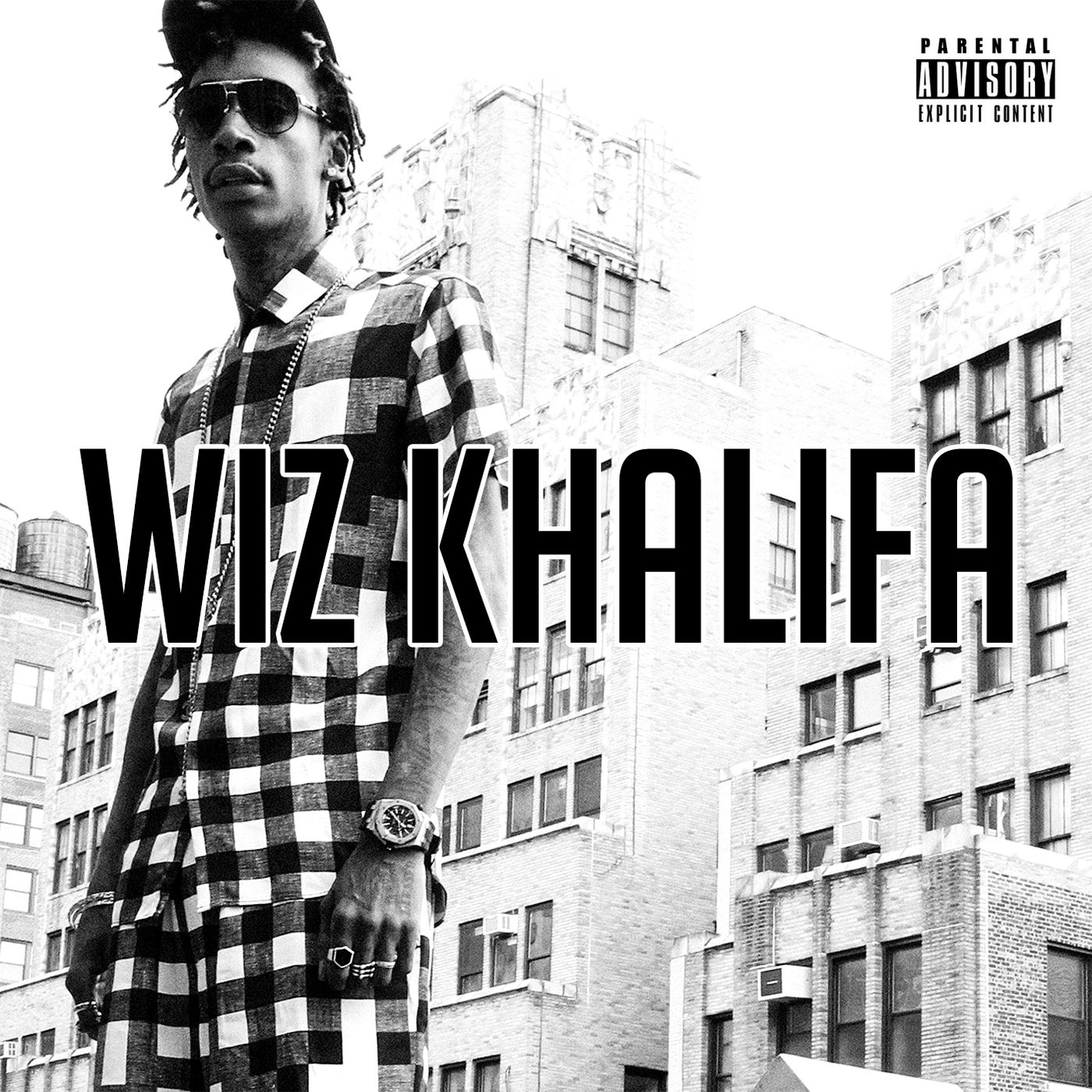 Cover Wiz Khalifa - Wiz Khalifa (Explicit)