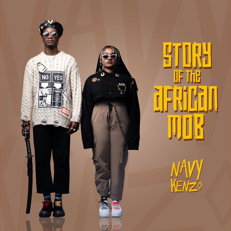 Cover Navy Kenzo - Story Of The African Mob