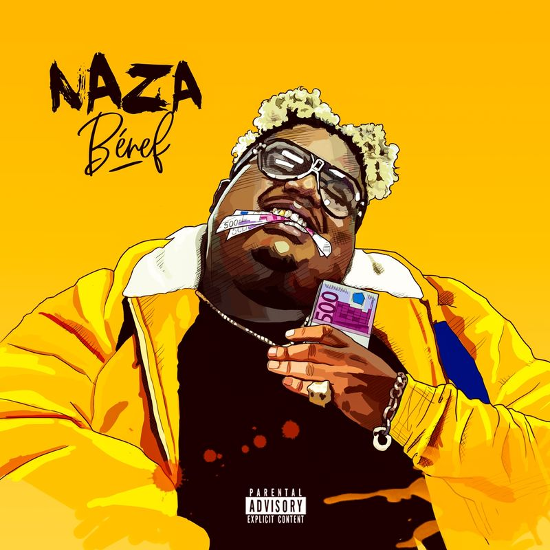 Cover Naza - Bénef (Explicit) album