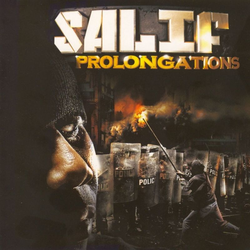 Cover Salif - Prolongations (Explicit) album
